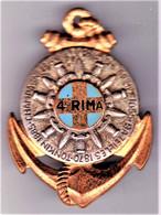 4° RIMa. 4° Régiment D'Infanterie De Marine. Monobloc. D.763 - Army
