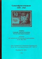 ArGe Generalgouvernement: Amtliches Gemeinde-und Dorfverzeichnis Mit Karten, H24 - Bezetting 1938-45