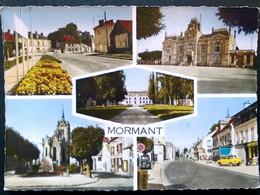 77 , Mormant ,vues Multiples En 1964 - Mormant