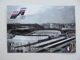 Stadium Of Final 1960 Parc Des Princes Paris, France History Of EURO Championship - Stadi