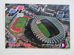 Stadium Of Final 1984 Parc Des Princes Paris, France History Of EURO Championship - Stadi