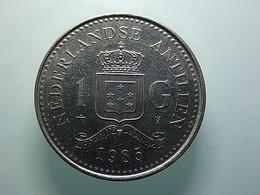 Netherland Antilles 1 Gulden 1985 - Antilles Neérlandaises