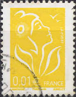 France Poste Obl Yv:3731A Mi:3884ICY Marianne De Lamouche Phil@poste (cachet Rond) - Usados