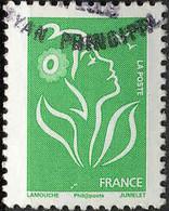 France Poste Obl Yv:3733A Mi:3886IiyA Marianne De Lamouche Phil@poste (Beau Cachet Rond) - Usados