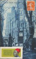 MARSEILLE : EXPOSITION COLONIALE 1922 -  ( AVEC VIGNETTE) - Andere
