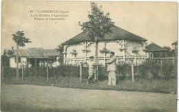 Sarrebruck (Saarbrücken) 1926; Ecole Militaire D'Agriculture. Kiosque Et Coopérative - Gelaufen. - Saarbruecken