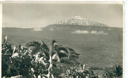 ESPAGNE / ESPANA - Tenerife : Villa Y El Teide - Tenerife