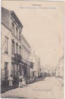 Vilvoorde - Leuvense Straat Papierwaren Decrée (Decrée) (geanimeerde En Gelopen Kaart Met Zegel) - Vilvoorde