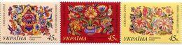 UKRAINE 2002 MI.523-25** - Ukraine