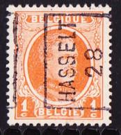 Hasselt  1928  Nr.  4132A - Roller Precancels 1920-29