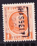 Hasselt  1928  Nr.  4132B - Roller Precancels 1920-29