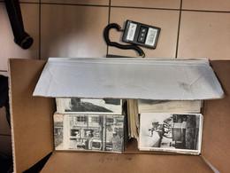 Lot De 16,300 Kg De Cartes Postales Anciennes - Environ 4000 Cartes - 500 Postcards Min.