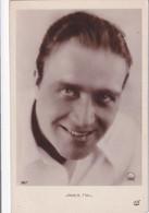 JAMES HALL     ==  PHOTO CARD - Acteurs