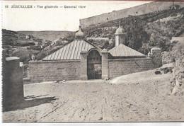 Jérusalem Vue Générale - Judaísmo
