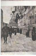 Jérusalem  Mur Des Lamentation - Judaísmo