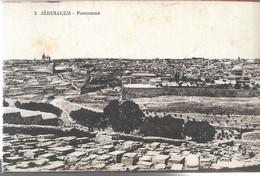 Jérusalem Panorama - Judaísmo
