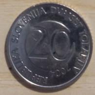 SLOVENIA 20 TALLERI 2004 - Slovenia