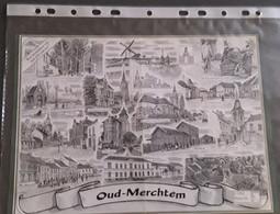 Merchtem  Oud-Merchtem 1992, 4 Pp. - Vita Quotidiana