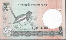 BANGLADESH  UNC  2 TAKAS  2003 - Bangladesh