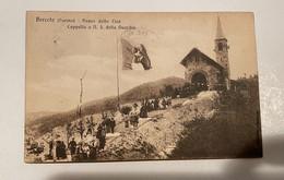 BERCETO (PARMA) - PASSO DELLA CISA CAPPELLA A N.S. DELLA GUARDIA - Parma