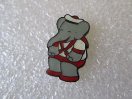 PIN'S    BD   BABAR   ELEPHANT - BD