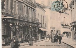***  40  ***  DAX Nouvelles Galeries Rue La Rue Saint St  Vincent - TTB - Dax