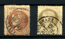 Francia Nº 51/2 - 1853-1860 Napoleon III