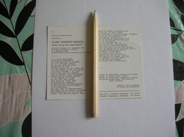 Alma Vander Beken (Aarsele 1912 - Kortrijk 1988);Bovyn - Santini