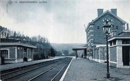 Belgique - Aywaille - Remouchamps - La Gare - S.B.P. N° 12 - Aywaille