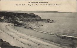 CPA SAINT-CAST Plage De La Mare - L'Entree De La Baie De La Fresnaye (1148052) - Saint-Cast-le-Guildo
