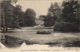 CPA LOUVIERS Environs - Les Planches - Le Chateau (1148327) - Louviers