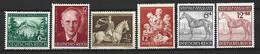 Timbre Allemagne Troisiéme Reich En Neuf ** N 7773/774/775/776/777/778 - Unused Stamps