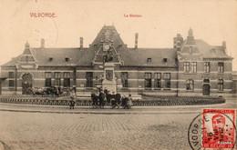 * 16.106 - Vilvorde - La Station - Statie * - Vilvoorde