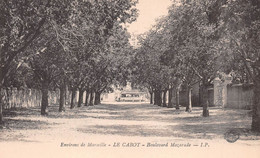 Le CABOT - Boulevard Mazarade - Environs De Marseille - Altri Comuni