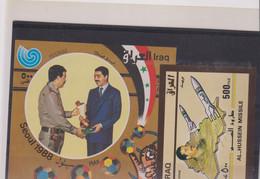 IRAQ-BLOCS N° 53/54- XX-  MNH 1988 - Iraq