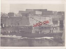 Au Plus Rapide Marseille Parade Navale Navire Immatriculé C 47 Beau Format - Barche