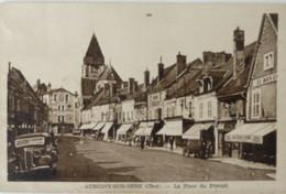 La Place Du Prieuré - Aubigny Sur Nere