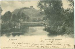 Chèvremont 1906; La Vesdre (et Le Pont). La Rivière Sous Chèvremont - Voyagé. (Nels - Bruxelles) - Chaudfontaine