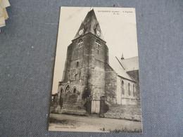 Remigny   L église - Autres Communes