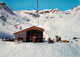 CPSM Télésiège Et Alpage De Bendollaz Sur Grimentz-Beau Timbre       L854 - VS Valais