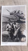 CPA INFERE LUFTWAFFE NOTRE FORCE AERIENNE AVION MILITAIRES SOLDATS ALLEMANDS GUERRE ? 2 EME CHOIX - Weltkrieg 1939-45