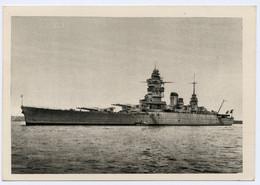 Le Dunkerque Cuirassé De 26500 Tonnes.Toulon Se Saborde Dans Le Grand Bassin Vauban,le 27-11-1942. - Guerra 1939-45
