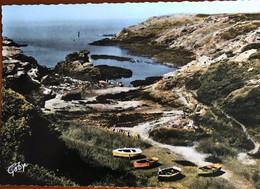 56 ILE DE GROIX    Port Saint-Nicolas.   TB PLAN Années 60  PAS COURANT - Groix