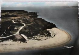 56 ILE DE GROIX    Fort De La Croix       TB PLAN  Aerien     PAS COURANT - Groix