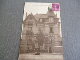 Vignacourt   Chateau Tuillier  Buridard - Vignacourt