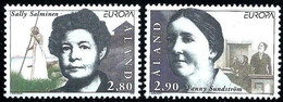 EUROPA Aland Yv 113/4 MNH Neufs** - - 1996