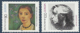 EUROPA Allemagne Yv 1686/7 MNH Neufs** - - 1996