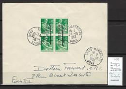 Algerie -EA  - TROIS MARABOUTS - Oran - 10/1962 - Covers & Documents