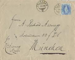 Beleg (aa9187) - Briefe U. Dokumente