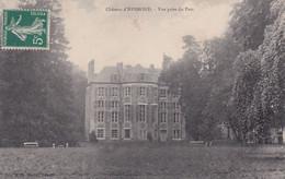 62, Château D'Hesmond, Vue Prise Du Parc - Andere Gemeenten